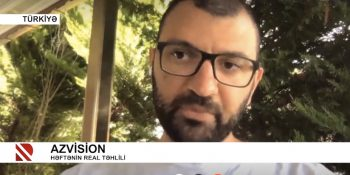 Sosyal Medya Düzenlenmesi Azerbaycan TV Röportajı