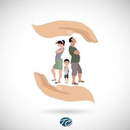 Aile Hukuku kapsamında anlaşmalı boşanma davaları, çekişmeli boşanma davaları, velayetin kaldırılması, değiştirilmesi, çocuk ile